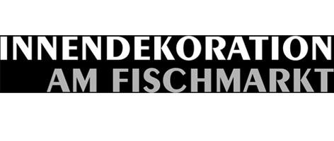 Innendekoration am Fischmarkt Logo