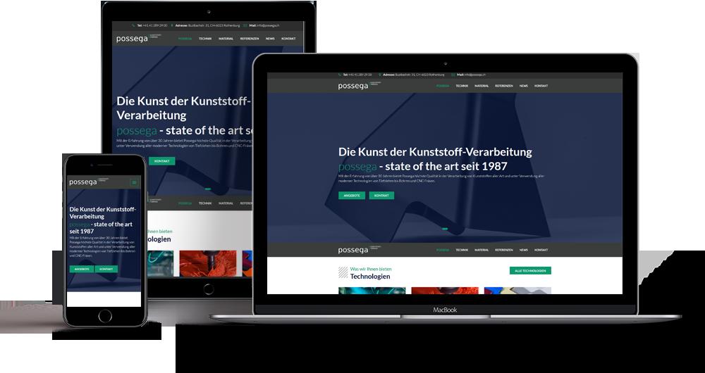 Possega Kunststoff-Forming AG