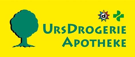 UrsDrogerie Apotheke mit Biolade Logo
